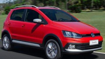 2015 VW CrossFox