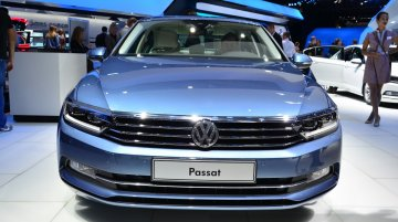 2015 VW Passat - Image Gallery (Unrelated)