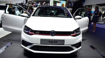 2015 Volkswagen Polo GTI at the 2014 Paris Motor Show - Image Gallery (Unrelated)