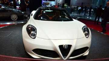 Alfa Romeo 4C - Image Gallery (Unrelated)