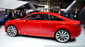 Paris Live - Audi TT Sportback concept [Gallery update]