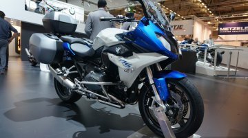 BMW R 1200 RS at the INTERMOT 2014