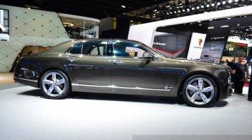 Bentley Mulsanne Speed - Image Gallery (Unrelated)