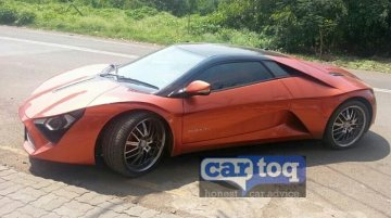 Spied - Undisguised DC Avanti emerges on public roads