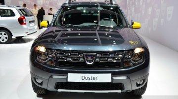 Paris Live - Dacia Duster Air special edition