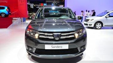 Dacia Sandero Black Touch - Image Gallery (Unrelated)