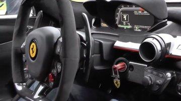 Video - Watch the LaFerrari hit 343 km/h