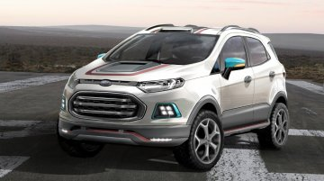 Ford EcoSport Storm, Beauty and Beast concepts