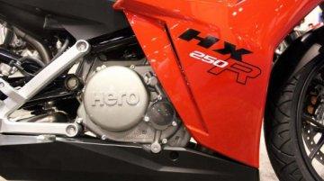 Hero HX250R closing in on launch - Report