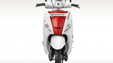 Hero Motocorp axes the Hero Maestro from the Indian line up