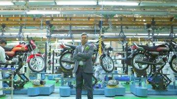 IAB Report - Hero Motocorp inaugurates Rajasthan plant