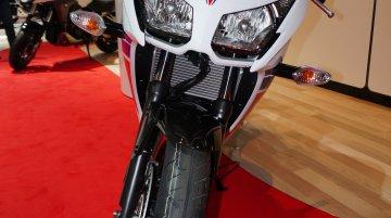 Honda CBR300R at the INTERMOT 2014