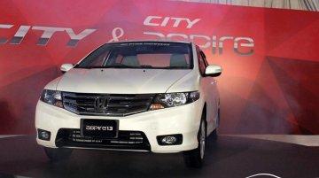 Pakistan - Previous gen Honda City facelift launched as 2014 model