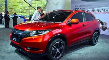 Honda HR-V Euro spec prototype at the 2014 Paris Motor Show