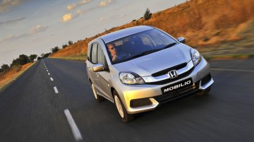 Honda Mobilio South African Specification