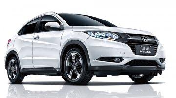 Honda Vezel for China - Image Gallery (Unrelated)
