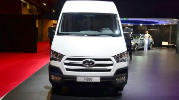 Hyundai H350 production commences in Europe - IAB Report