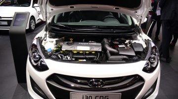 Paris Live - Hyundai i30 CNG, i40 48V Hybrid and Kia Optima Mild Hybrid