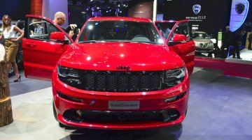 Jeep Grand Cherokee SRT Vapour - Image Gallery (Unrelated)