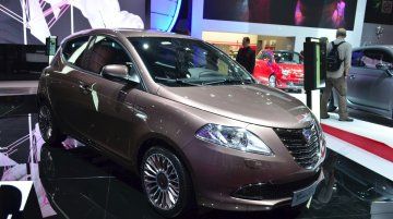 Paris Live - Lancia Ypsilon Elle, Elefantino '14 and Momodesign editions