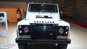 Land Rover Defender Black Pack - Image Gallery (Unrelated)