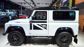 Report - Land Rover Defender to get a Final Edition by SVO