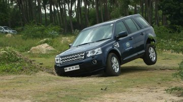 Land Rover Off-Road Experience