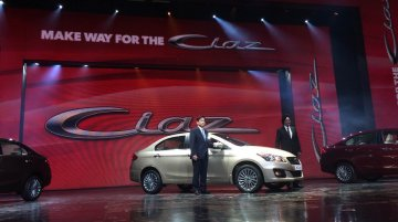 IAB Report - Maruti Ciaz launched at INR 6.99 lakhs [Gallery Updated]