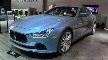 Report - Maserati to add 100 dealerships next year, 20 in the U.S. alone