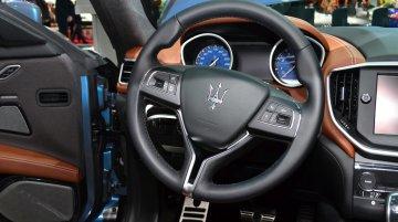 Maserati Ghibli Ermenegildo Zegna Edition at the 2014 Paris Motor Show