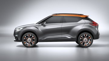 [Updated with more images] IAB Report - Nissan Kicks mini SUV Concept previewed in Brazil