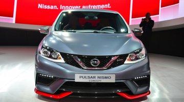 Nissan Pulsar NISMO at the 2014 Paris Motor Show