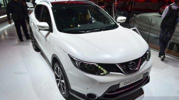 Paris Live - Nissan Qashqai SV1