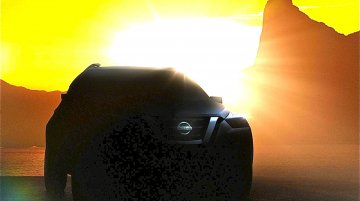 IAB Report - Nissan teases new SUV concept ahead of its Sao Paulo debut