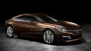 IAB Rendering - Peugeot Exalt production version