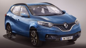 Renault 'Kadjar' crossover to be unveiled in Europe on February 2 - IAB Report