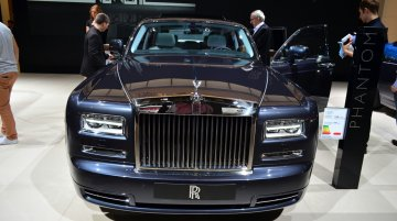 Next generation Rolls-Royce Phantom to debut in 2016 - Report