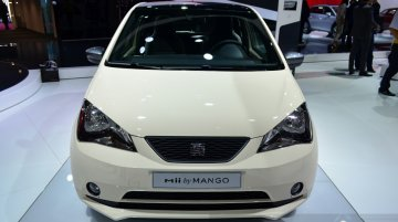 SEAT Mii by MANGO at the 2014 Paris Motor Show