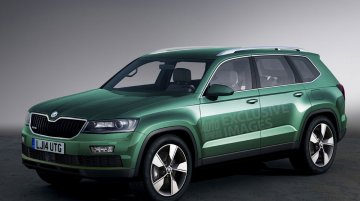 Report - Skoda's new 7-Seat SUV will be competitively priced than Hyundai Santa Fe