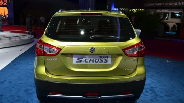 India-bound Suzuki SX4 S-Cross diesel to get AMT this year - Europe