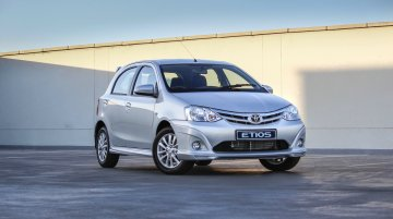 South Africa - India-made Toyota Etios Sport with Aero Kit launched