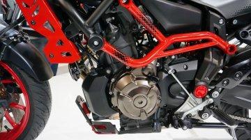 Yamaha MT-07 Moto Cage at the INTERMOT 2014
