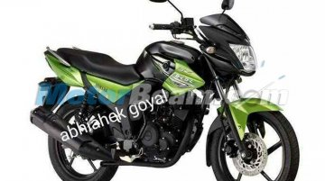 Leaked - Yamaha SZ-RR BlueCore to be launched soon