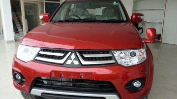 2014 Mitsubishi Pajero Sport Facelift