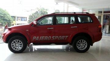 Mitsubishi Pajero Sport facelift