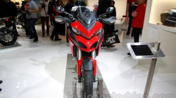 2015 Ducati Multistrada 1200 at EICMA 2014-
