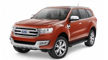 2015 Ford Everest (Endeavour)