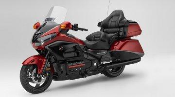 2015 Honda Gold Wing 40th Anniversary Edition