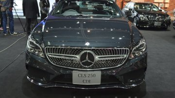 Thailand Live - India-bound 2015 Mercedes CLS