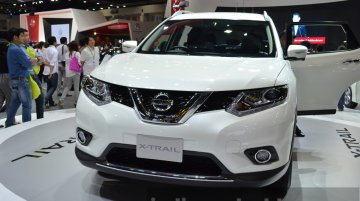2015 Nissan X-Trail at the 2014 Thailand Motor Expo - Image Gallery (Unrelated)